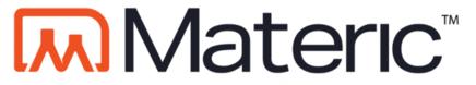 Advanced Materials Custom Manufacturer Logo
